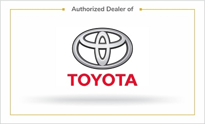 Authorized Dealer for Toyota Kirloskar Motors